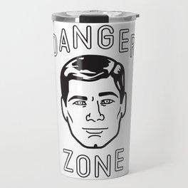Danger Zone! Travel Mug