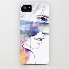 the water workshop IV iPhone (5, 5s) Slim Case