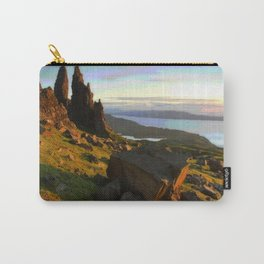 Isle Of Skye Analog Film Compression Preserved Tape Carry-All Pouch