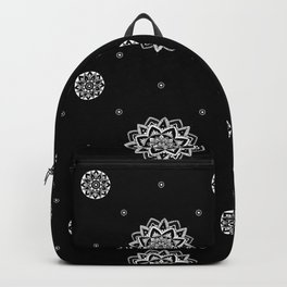 Virginia Black Backpack