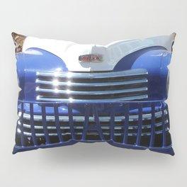 Nash, Grill, Truck, Old Nash Truck, Vintage Pillow Sham