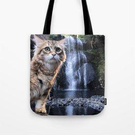 Bobby Joe <3 Waterfalls Tote Bag