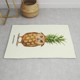 Pineappowl Rug