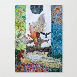 Aisling Canvas Print