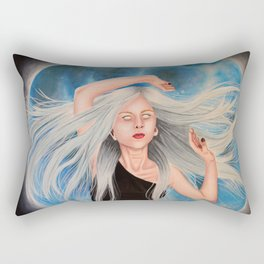 The Witching Hour Rectangular Pillow