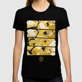 Holy Jesus, What Are These Goddammed Animals? T-shirt