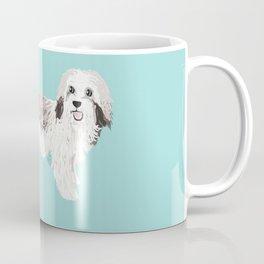 Havanese farting dog cute funny dog gifts pure breed dogs Coffee Mug