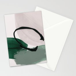 minimalist painting 01 Stationery Cards