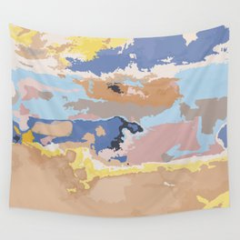 Sand Breeze Wall Tapestry