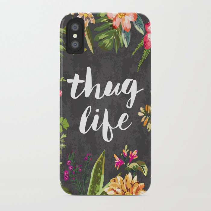 Thug life iphone case by textboy society6 thug life iphone case voltagebd Images