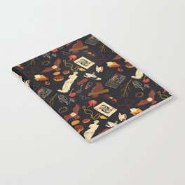 """Twin Peaks"" Pattern Design Notebook"
