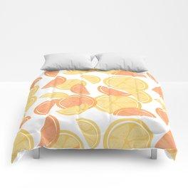 14 Citrus Showers Comforters