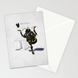 To Bee or Not Too Bee Stationery Cards
