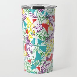 pajaros Travel Mug