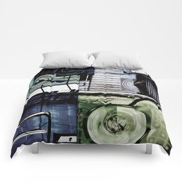 The Luscious and the Painterly Comforters