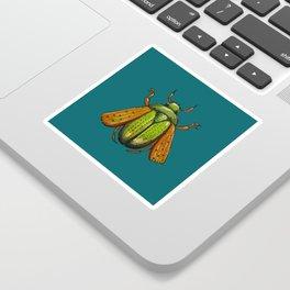 Beetle Wings Sticker