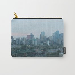 Downtown Edmonton Carry-All Pouch