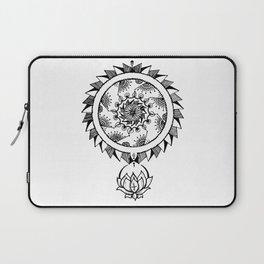 Henna Doodle Thing 2 Laptop Sleeve
