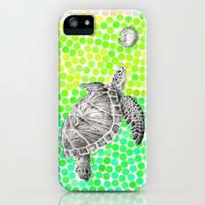 New Friends 1 by Eric Fan and Garima Dhawan Slim Case iPhone (5, 5s)