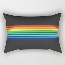 Vintage T-shirt No13 Rectangular Pillow