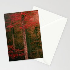 Autumn Fog Stationery Cards