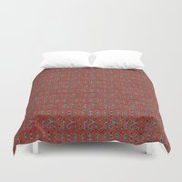 industrial Duvet Covers featuring Industrial by Tim Kloed