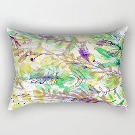 Leaves texture 02 Rectangular Pillow