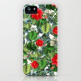 Botanical Garden iPhone Case