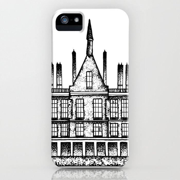 Malfoy Manor iPhone Case