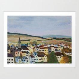 Birkenfeld 2 Art Print