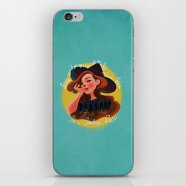 Fabulous Witch iPhone Skin