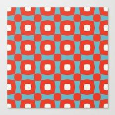Rosinga Pattern Canvas Print