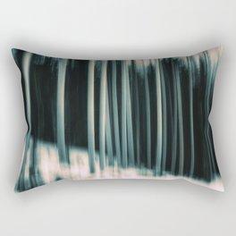 Flash of silver Rectangular Pillow