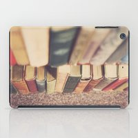 library iPad Cases featuring The Library by Jessica Torres Photography