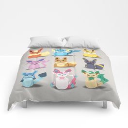 Evolution Bobbles Comforters