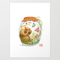 forest stories. n.5 Art Print