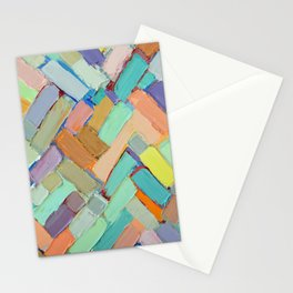 Peachy Internodes Stationery Cards