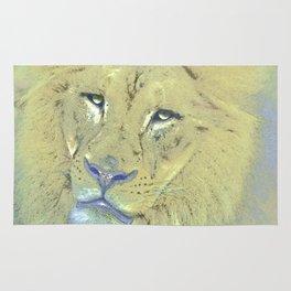 Lion Eyes Rug