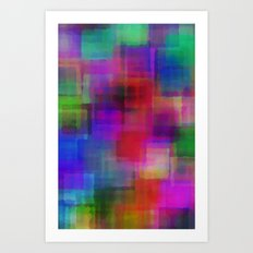 Bright#2 Art Print