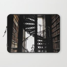 Trinity College Library Spiral Staircase Laptop Sleeve