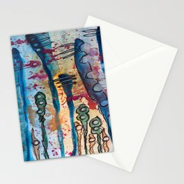 Unidentified Plant Life Stationery Cards