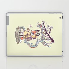 Little Explorer Laptop & iPad Skin