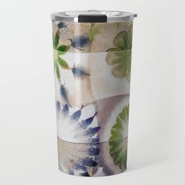Doleritic Actuality Flower  ID:16165-074049-84781 Travel Mug
