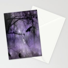 Misted Purple  Stationery Cards