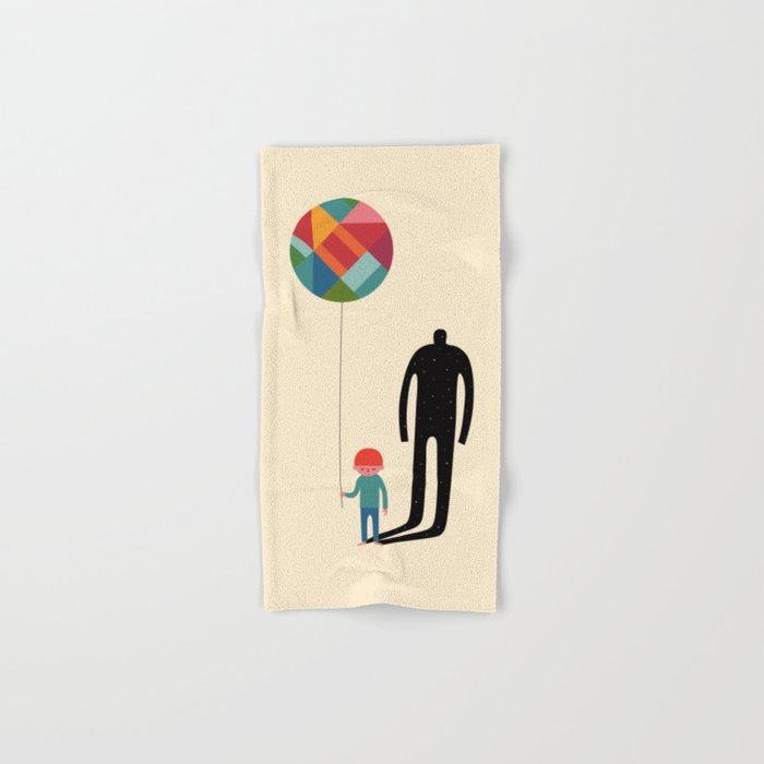Grow Up Hand & Bath Towel