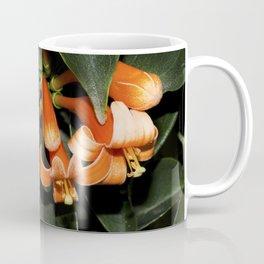 Flame Vine  Coffee Mug