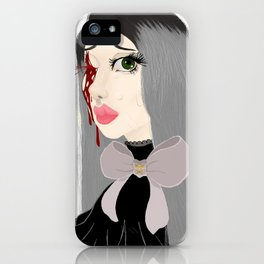Never Knows Best iPhone Case