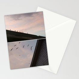 We Awoke in a Dream Stationery Cards