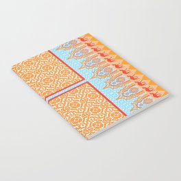 Moroccan Tapestry Notebook