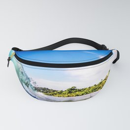 Tropical Wave Fanny Pack